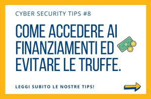 Pillole di Cyber Security TIPS #7