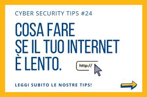 Pillole di Cyber Security TIPS #24