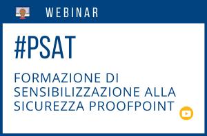 Webinar LumIT - Proofpoint. Insegna alle tue persone a fare click con prudenza