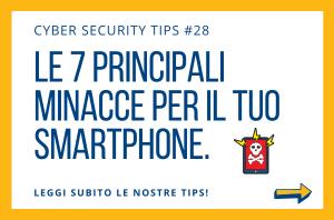 Pillole di Cyber Security TIPS #28