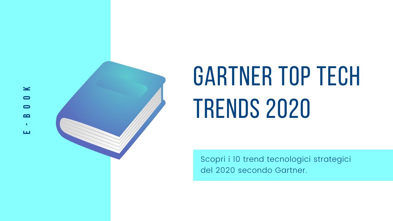 EBook Gartner 2020 Top Tech Trends