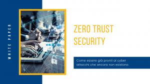 Cover White Paper Zero Trust Security